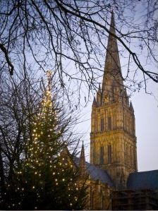 Salisbury Cathedral Christmas